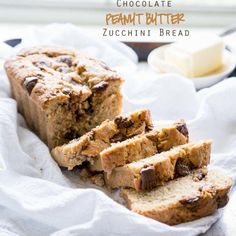 This Chocolate Peanut Butter Cup Zucchini Bread will take your favorite fall baked sweet bread to the next level! Chocolate Chip Zucchini Bread, Chocolate Peanut Butter Cupcakes, Zucchini Bread Recipes, Recipe Zucchini, Fall Baking, Chocolate Peanuts, Snacks, Homemade Chocolate, Vegetarian Chocolate