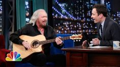 Let this video walk you into the rest of your day. Love. :: Barry Gibb and Jimmy Fallon Sing the Everly Brothers