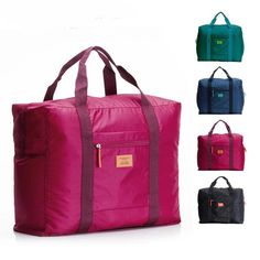 Waterproof Foldable Travel Bag - #livingdeal - #Discountcode