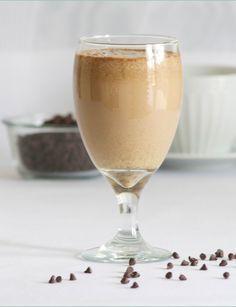 Coffee Java Protein Shake #protein #smoothies #recipes | high-protein-smoothie-recipes
