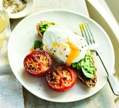 Try the best healthy avocado recipes from BBC Good Food. Make this nutritious, creamy fruit into guacamole, salsas, salads, sandwiches and much more. Bbc Good Food Recipes, Avocado Recipes, Healthy Dinner Recipes, Diet Recipes, Healthy Snacks, Breakfast Recipes, Healthy Eating, Delicious Recipes, Avocado Ideas