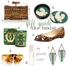 delight by design: gift guide {the luxist}