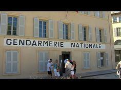 La gendarmerie de Saint-Tropez transformée en musée - VIDÉO