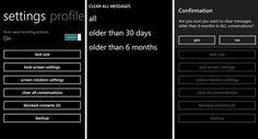Nokia Lumia come cancellare la cronologia di WhatsApp