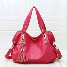 6d8989c9817 Fashion Luxury Retro Women s Handbag PU Leather Hobo Shoulder Bag Messenger  Bags   eBay Large Women