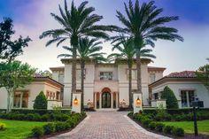 Live the Magic at Villa Hermosa at Golden Oak in Walt Disney World® Resort