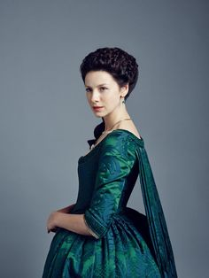 New picture of Claire Fraser #CaitrionaBalfe