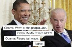 19 Obama And Biden Tweets That Are Guaranteed To Make You Laugh