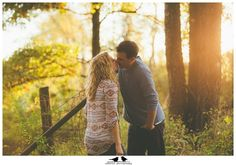 Leigh + Chase: Rustic Franklin PA Engagement Session www.oakwoodphotog...  Pittsburgh Wedding & Portrait Photographer