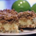Caramel Apple Cheesecake Bars: My October Secret Recipe Club Entry