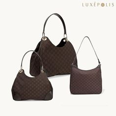 zpr  Classic and sophisticated, shop these Gucci monogram shoulder bags at a fraction of the retail price!  #allthingsluxury #luxe #luxury #Gucci #elegant #stylish #chic #handbags #ootd #Outfit #finest #justin #accessories #preloved #fashion #style #brands #designer #classic #ecommerce #boutique #love #Luxepolis