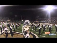 "Strangely turned on by this - Watch Ohio University's Marching Band Totally Nail ""The Fox"""