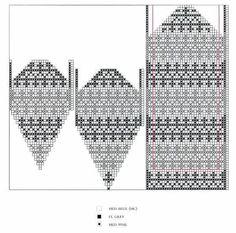 варежки орнаментом схемы - Поиск в Google Knitted Mittens Pattern, Knit Mittens, Mitten Gloves, Knitting Charts, Knitting Patterns, Wrist Warmers, Fair Isle Knitting, Tapestry Crochet, Dog Sweaters
