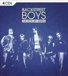 Shop The Box Set Series [CD] at Best Buy. Find low everyday prices and buy online for delivery or in-store pick-up. Backstreet Boys Lyrics, Shop The Box, Give Me Your Heart, Backstreet's Back, Boy Box, Someone Like You, Makes You Beautiful, Close My Eyes, Popular Music