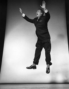 10 Photos of Celebrities Jumping for History's Most Persuasive Photographer