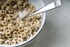 Eating a bowl of multi-grain Cheerios before bed can help with sleep.  It works for me.