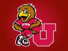 University of Utah - Swoop Mascot Kids mark
