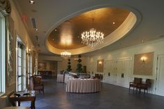 Pre Function room Grand Colonial NJ Wedding Receptions