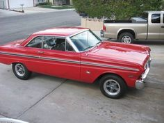 Learn more about 347 1965 Ford Falcon Futura on Bring a Trailer, the home of the best vintage and classic cars online. Car Furniture, Automotive Furniture, Automotive Decor, Furniture Design, 65 Ford Falcon, Vintage Cars, Antique Cars, Tailgate Bench, Mercury Cars