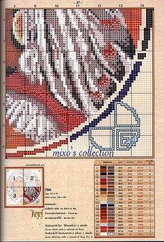 free cross stitch pattern - klick on website ;O) grille indienne