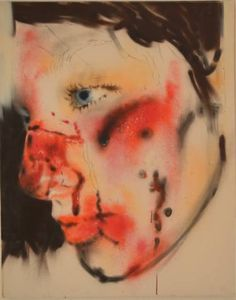 "Saatchi Art Artist Claudio Coltura; Painting, ""Red Frames 2"" #art"
