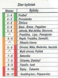 Skupiny a blogy - Odoberám Bar Chart, Periodic Table, Blog, Garden, Periodic Table Chart, Garten, Periotic Table, Lawn And Garden, Bar Graphs