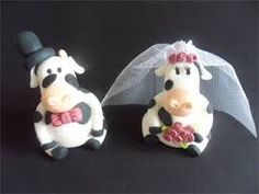 cow themed wedding cakes - Google Search