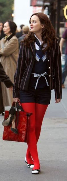 Fashion Is My Drug: Get The Look: Blair Waldorf #ChairGossipGirl