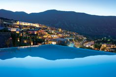 Stay at the luxurious Blue Palace, a Luxury Collection Resort & Spa, Crete in Elounda, Greece, and work with a Virtuoso travel Advisor to receive your free upgrades and amenities. Honeymoon Packages, Vacation Packages, Honeymoon Destinations, Amazing Destinations, Scarborough Castle, Greece Honeymoon, Luxury Collection Hotels, My Pool, Palace Hotel