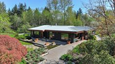 GARDENERS DREAM - This home has 13 Acres of land, perfect to create that dream garden and more! | 11360 256 ST, Maple Ridge BC #DreamSpace