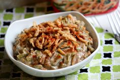 Big Bear's Wife {Recipes that are Angie Tested and BigBear Approved!}: Green Bean Casserole