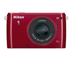 The flexibility of an interchangeable lens camera meets simplicity, portability and speed. The new Nikon 1 S1 puts a host of powerful features in the palm of your hands. Yet, its intuitive controls make it easy to operate, so you can concentrate on discovering new horizons in photography.