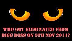 Bigg Boss 8 - 9th November 2014 Eliminated Contestant Sushant Divgikar http://tv-duniya.blogspot.com/2014/11/bigg-boss-8-9th-november-2014-eliminated-contestant-sushant-divgikar.html