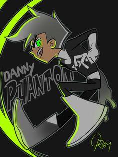 Dannys back by lujji.deviantart.com on @deviantART
