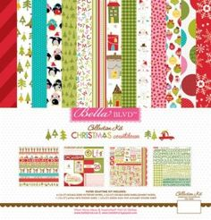 Papercrafting Product Release: CHA Summer 2013 – Bella Blvd – Christmas Countdown (image)
