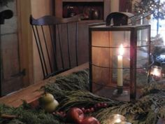 Early New England Christmas