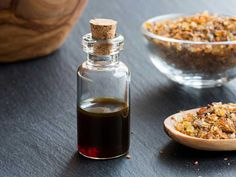 Myrrh is a reddish-brown dried sap whose oil may provide numerous health benefits. Here are 11 science-based health benefits and uses of myrrh essential oil. Marjoram Essential Oil, Geranium Essential Oil, Grapefruit Essential Oil, Lemongrass Essential Oil, Essential Oils For Thyroid, Essential Oils Guide, Essential Oil Uses, Thyroid Nodules, Thyroid Health