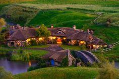 Hobbiton Nuova Zelanda 1