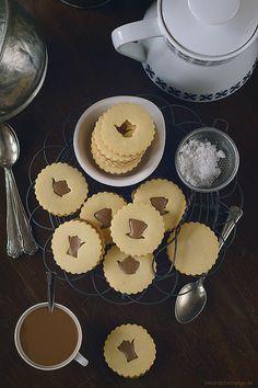 Condensed Milk & Coffee Cookies  +++keksunterwegs+++