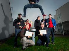 TEKin teekkarivaliokunnan järjestämän Valtakunnallisen jäynäkisan voitti vuonna 2013 KoRKkaajat Tampereelta. TEKin töissä kaikki eivät toki ole teekkareita, mutta teekkarihuumorille on aina tilaa. #tekniikanakateemiset #teekkari #jäynä Kuva: Mikko Vähäniitty My Job, Career, Carrera, Freshman Year