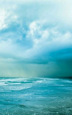 Aqua God Loves You, Sea And Ocean, Textured Background, Gods Love, Waves, Sky, In This Moment, Nature, Outdoor