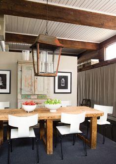 Barbara Westbrook:  General store converted into a charming home (Atlanta)