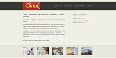 Image Editing, Support Marketing and Authorized Dealers with Infomercials, Image Material and helping them implement these media into their ecommerce websites. Prototype interfaces for new whole-house-air-cleaning systems.  http://clinix.de/en/home