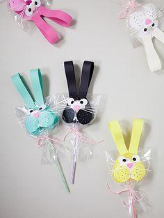 DIY // Le lapin de Pâques par Andrea |