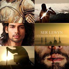 Ser Lewyn Nymeros Martell
