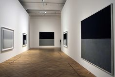 "Resoconto della mostra ""Rothko/Sugimoto: Dark Paintinings and Seascapes"", Londra"