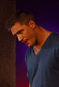 Tom Hardy - TMW Can you look at me like that!? Pulllllleeeeze!!!!! JC! ❤️