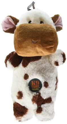 Charming 61183 Puppet Squeak Cow Squeak Toys >>> Check out this great product. (This is an affiliate link and I receive a commission for the sales) #Doggies