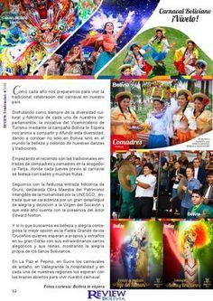 Maite_cita: Carnaval en Bolivia
