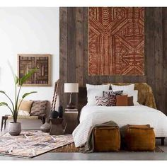 Home Decorating Style 2020 for 49 Luxury African Bedroom Decor Ideas, you can see 49 Luxury African Bedroom Decor Ideas and more pictures for Home Interior Designing 2020 5145 at Home To. African Interior Design, Interior Design Trends, Interior Design Minimalist, Interior Inspiration, Design Ideas, Minimalist Decor, Modern Interior, Modern Decor, African Design